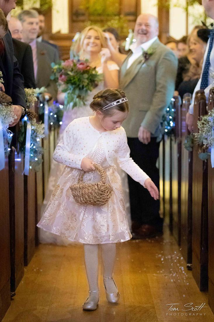 Real Wedding at Thicket Priory – James & Georgina