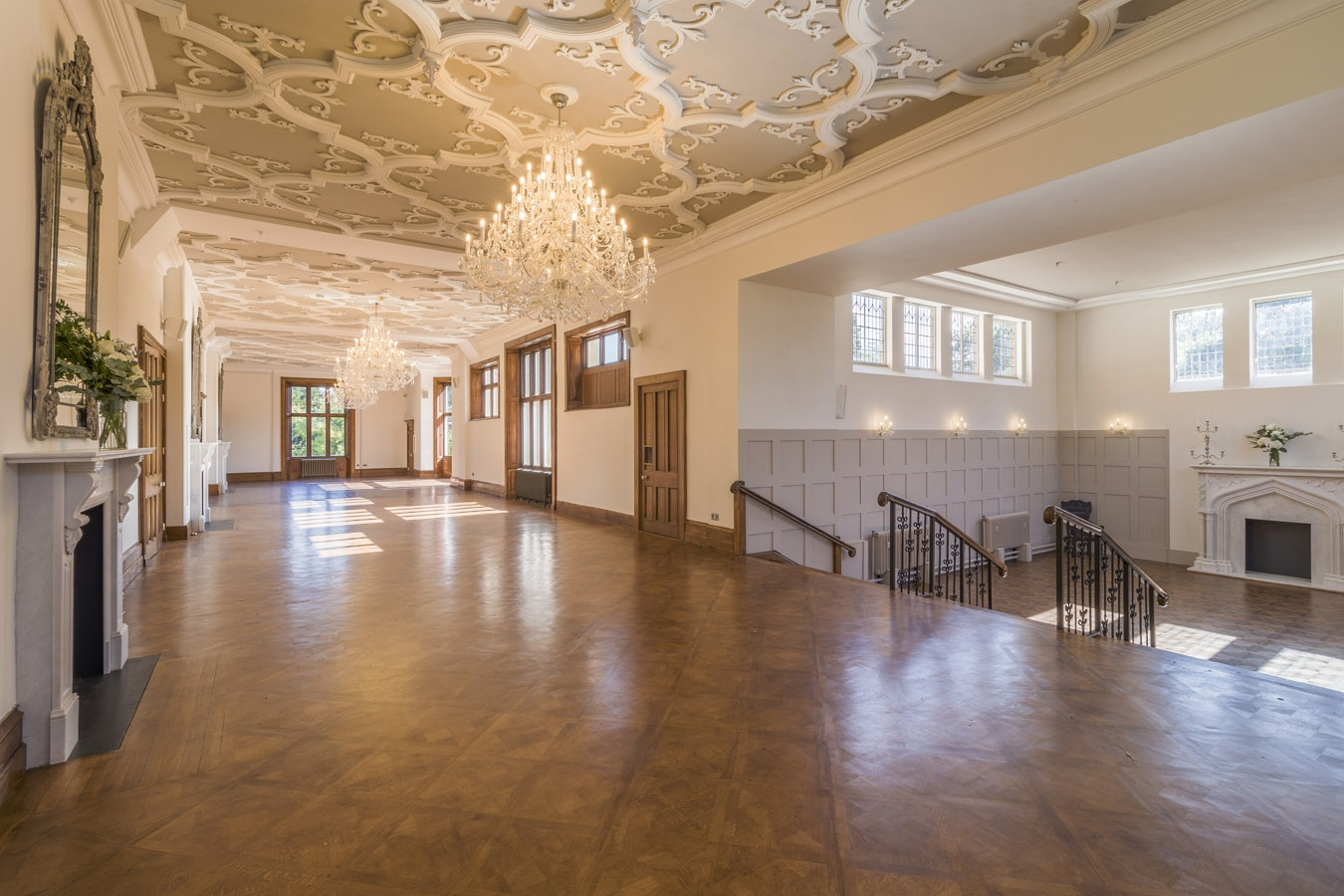 Ballroom Blank Canva