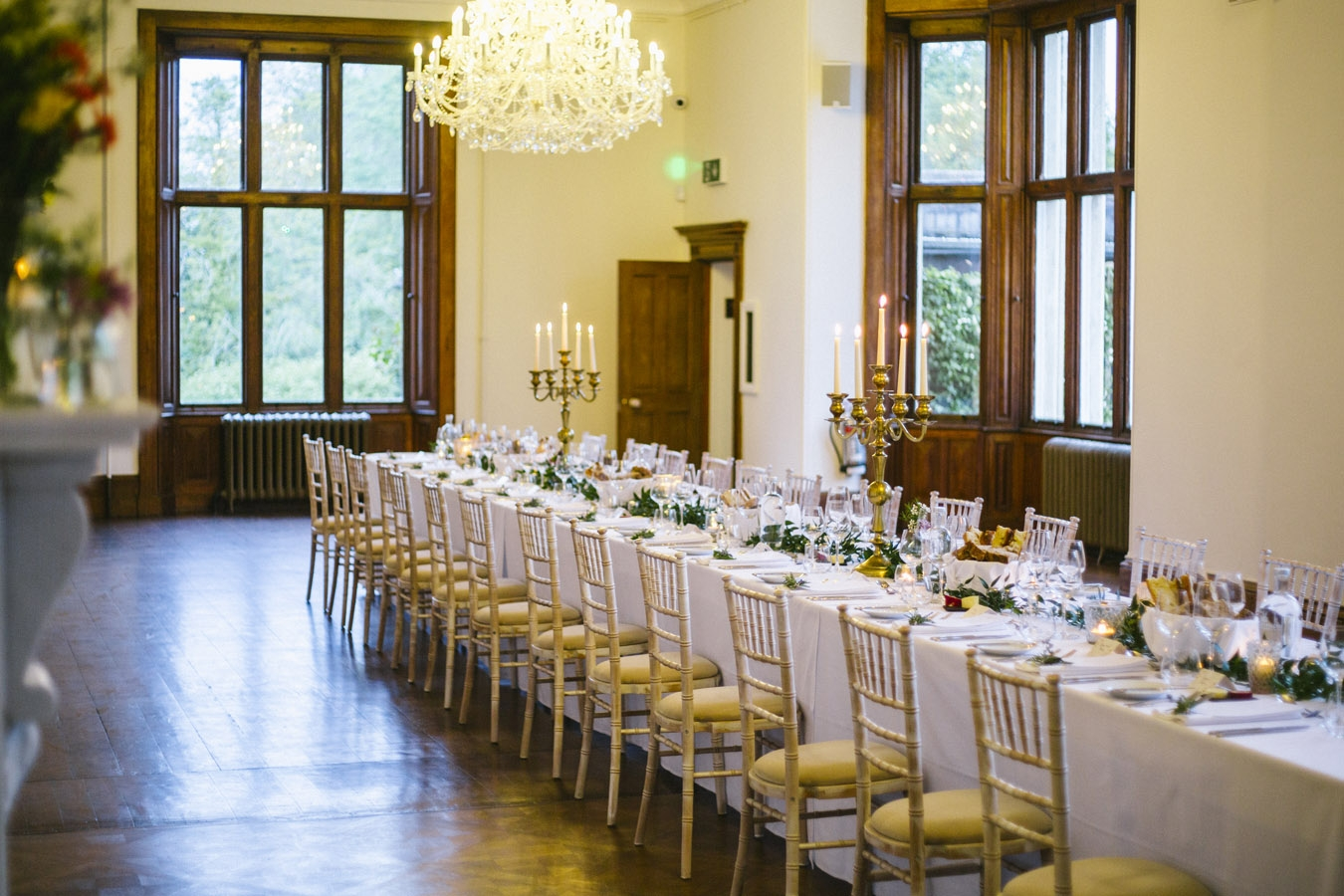 Ballroom Long Table