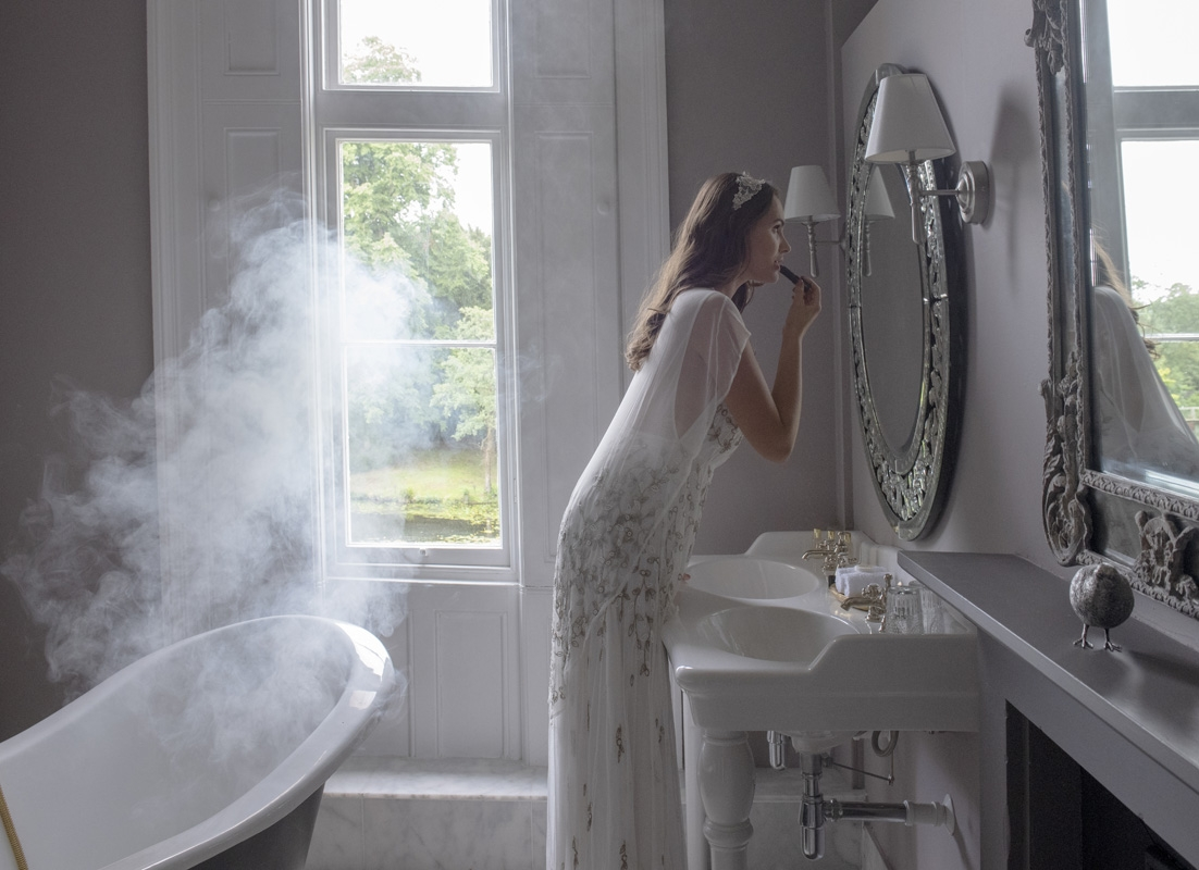 Bridal Bathroom