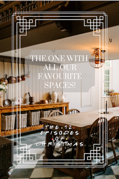 The One with all our Favourite Spaces