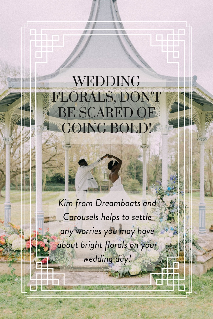 Bold Florals - Dreamboats and Carousels